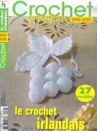 книги о вязании крючком: лучшие изображения (211) | Книги ...