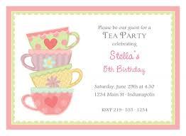princess tea party invitation template com ideas about party invitation templates on cheap