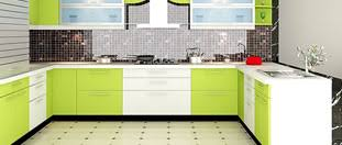 modular kitchen colors: