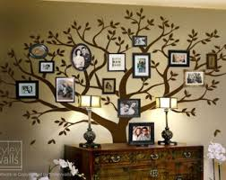 tree picture frame decor