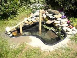 Fontana Cascata Da Giardino : Shishi odoshi con laghetto cascata