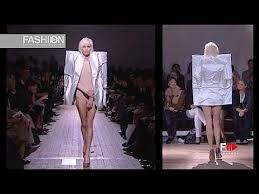 <b>MAISON MARTIN MARGIELA</b> Spring Summer 2011 Paris - Fashion ...