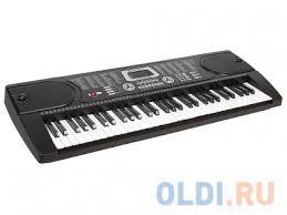 <b>Синтезатор TESLER KB-6130</b> Дисплей, 128 тембров/128 ритмов ...