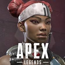 Lifeline face_ Apex Legends, Gary Huang - ArtStation