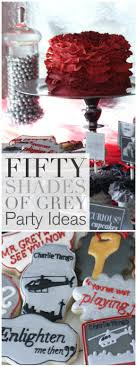 17 best images about 50 shades of grey party grey how to host a fifty shades of grey ladies night party printables