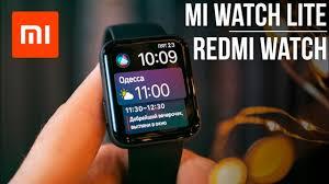 <b>Xiaomi Mi Watch Lite</b> Обзор - СНОВА ТОП ЗА $45   Redmi Watch ...