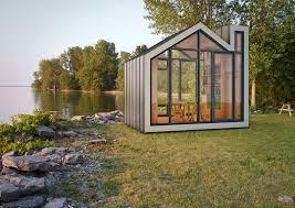 the bunkie garden office backyard workspace office cabin greenhouse glass house backyard office pod cuts