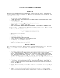 good resume summary for s cipanewsletter cover letter sample resume summary statement sample resume summary