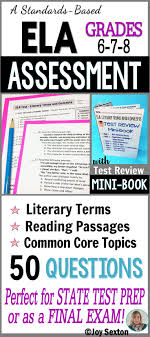 best ideas about literary terms short stories this multiple choice ela test comes a mini book so that students can review and practice literary terms and common core reading skills