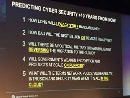 thesas eugene kaspersky e kaspersky middot 128257 predicting cybersecurity 10 years from now