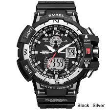 <b>SMAEL</b> Sport Watch <b>Men 2020</b> Clock <b>Male</b> LED Digital Quartz Wrist ...