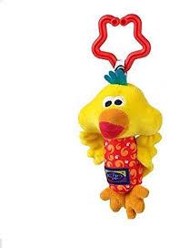Cute Chicken 1pcs Baby Toys 3 Design Rattle Hand ... - Amazon.com