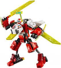 <b>Конструктор Lego Ninjago Реактивный</b> самолёт Кая 71707 купить ...