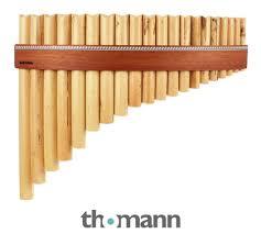 Gewa Panpipes <b>C</b>- Major 20 <b>Pipes</b> – Thomann UK