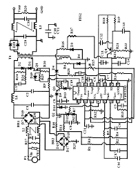 patent us20070138971 ac to dc voltage converter as power supply on digital adjustable dc power supply schematic