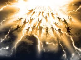 Resultado de imagem para imagem da segunda vinda de cristo