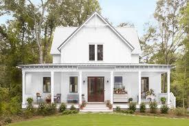 raised patio brick planters farmhouse   porch house front house