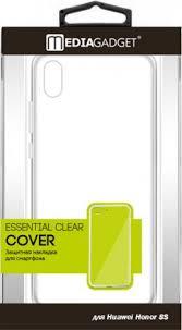 <b>Клип</b>-<b>Кейс MediaGadget Honor 8S</b> силикон прозрачный - цена на ...