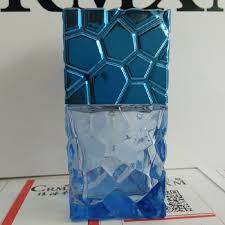 <b>High Quality Water Cube</b> 30ml Glass Perfume Bottle With Spray ...