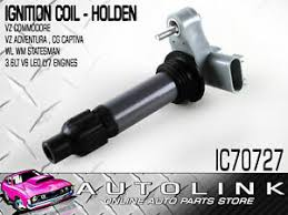 <b>IGNITION COIL</b> SUIT HOLDEN VE CALAIS 3.6L <b>V6</b> LLT LY7 LFX ...