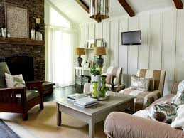 Rustic Cabin Bedroom Decorating Cottage Style Living Rooms Living Room Design Ideas