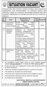 vacant for assistant manager consultant and staff nurse situation vacant for assistant manager consultant and staff nurse