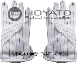 Белизна 2 <b>перчаток</b> ЭСД анти- <b>статическая</b> -, который встали на ...