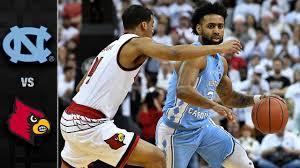 North Carolina vs. Louisville Basketball Highlights (2017-18 ...