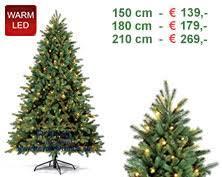 <b>Premium</b> artificial <b>Christmas</b> trees LED