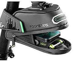 Buy <b>Rockbros Rainproof Bicycle</b> Saddle Bag for <b>Cycling</b> Rear ...