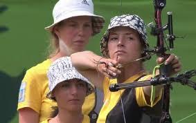 Украинки выиграли чемпионат Европы по стрельбе из лука - Цензор.НЕТ 8970