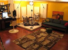 hi all im in the process of working with an architect and a designer on the final plans for my basement conversion into a studio space the space bright basement work space decorating