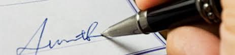 Resultat d'imatges de analisis de firmas