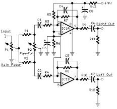 portable mixer circuit diagrams, schematics, electronic projects on simple am receiver circuit schematic