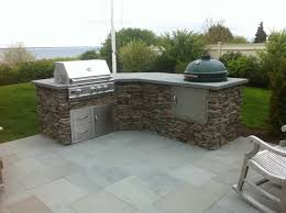 outdoor kitchen gallery grill