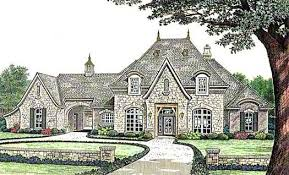 French Country Style House Plans   Square Foot Home   Story    French Country Style House Plans   Square Foot Home   Story  Bedroom and Bath  Garage Stalls by Monster House Plans   Plan     Pinterest