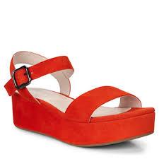 Женские <b>босоножки</b> на каблуке - <b>Ecco</b>