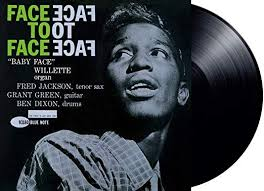 Face To Face (Vinyl): <b>Baby Face Willette</b> Quartet, <b>Baby Face Willette</b> ...
