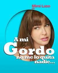 Escrita por Luis Fernández y dirigida por la talentosa actriz Elba Escobar, Mimí Lazo regresa a las tablas en un monólogo que promete ser todo un tsunami ya ... - a-mi-gordo-no-me-lo-quita-nadie