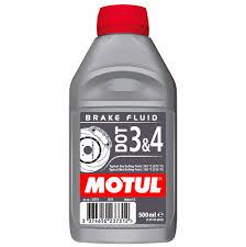 MOTUL-DOT 3&4-0.5L - купить <b>Тормозная жидкость MOTUL DOT</b> ...