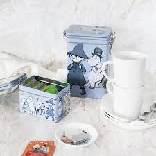 <b>Банка для чая</b> Moomin долина Муми-троллей