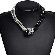 <b>Imitation Pearl, Necklaces</b>, Search LightInTheBox