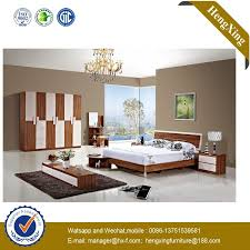 China <b>2019 Fashion Double</b> MDF Double Bed Living Bedroom ...