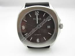 Parnis 40mm coffee dial automatic date square case - Automatic ...