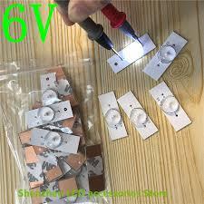 <b>Led</b> Strips 3v 6v Bulbs Diodes <b>32 65 inch</b> Optical Lens Fliter ...