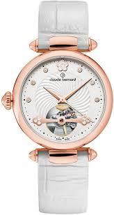 <b>WATCH</b>.UA™ - Женские <b>часы Claude Bernard 85022 37R APR</b> ...