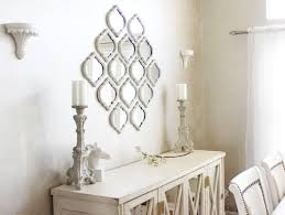 Mirror For Dining Room Wall Dinning Room Amusing Images Of New In Decor Design Dining Room