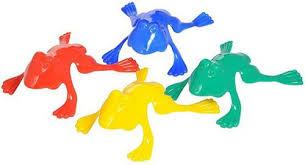 Прыгающие лягушки. <b>Игровой набор</b> 12011 <b>Биплант</b>. Игрушки ...