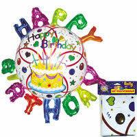 «Action! <b>Action</b>! <b>Шар фольгированный Happy</b> Birthday» — Товары ...