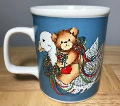 Люси и мне Rigg Медведь кофейная <b>кружка</b> ностальгия спасибо ...